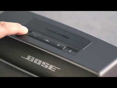 How to pair your Bose SoundLink Mini BLUETOOTH speaker II with your Mac ...