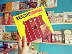 Rescate animal. George Patrick. Editorial Juventud.