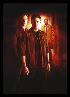 Quadro Poster Series Supernatural 17 - Decor10