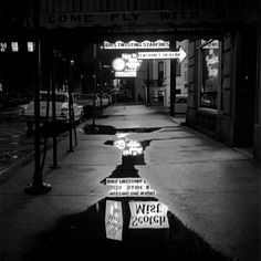 Photo by Vivian Maier. Chicago, IL. 1963.