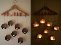 Diwali Diya hanging Craft Ideas for Kids