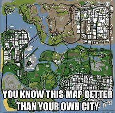 Sad but true....grand theft auto San Andreas