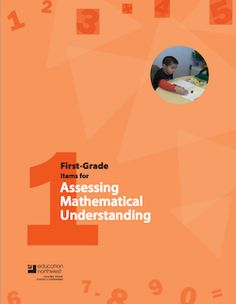 Here's an extensive set of items for assessing mathematical understanding in 1st grade. You must register to download, but registration is free. Items also available in Russian and Spanish. First Grade Assessment, Math Assessment, 1st Grade Math, Guided Math, Math Math, Test Prep, Math Resources, Mathematics, Teaching