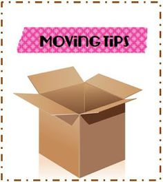 Pink Lips & Teaching Tips: Moving Tips