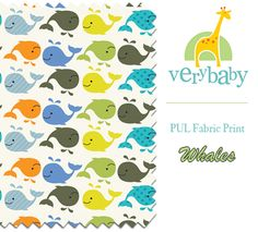 Win a $25 gift certificate to Very Baby—Choose from over 80 selections of PUL fabric in solids + prints!