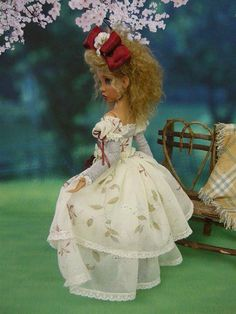 OOAK Handmade MSD BJD Outfit by Monica Spicer