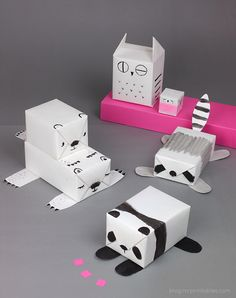 I'm in love with this cute diy gift wrapping! It's so creative & adorable