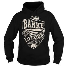 Team BANKE Lifetime Member (Dragon) - Last Name, Surname T-Shirt