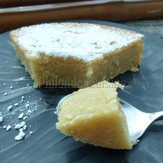 Apfelmuskuchen, ce délicieux gâteau à la compote de pommes Patisserie Sans Gluten, Dessert Aux Fruits, Desserts Fruits, Biscuit Cookies, Let Them Eat Cake, Cornbread, Biscuits, Cheesecake, Good Food