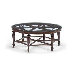 Berkeley Round Coffee Table