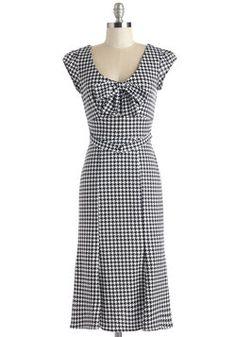Fashionably Tessellate Dress