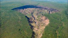 Sibérie: cette «porte de l'enfer» qui ne cesse de grandir