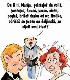 #citati #balkan #quotes #vjencanje #ljubav #kuhanje #peglanje