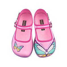 Hot Chocolate Design Girls Butterfly Mary Jane Flat  http://www.amazon.com/dp/B00LMDZTPA/ref=cm_sw_r_pi_dp_jsF5ub01GXVRD