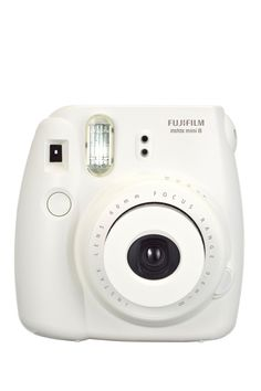 White Instax Mini 8 Camera by INSTAX MINI BY FUJIFILM on @nordstrom_rack