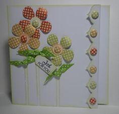 Candi - Toy Box www.craftworkcards.com Fun Fold Cards, Folded Cards, Patchwork Cards, Card Candy, Craftwork Cards, Paper Crafts, Diy Crafts, Craft Work, Cardmaking