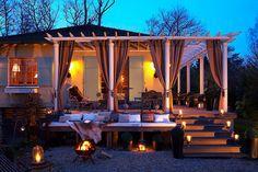 cozy + romantic