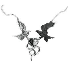 Epiphany of St. Corvus - Halskette von Alchemy Gothic