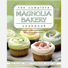 Let's hit up Magnolia and 'mack on some cupcakes!