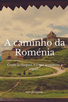A caminho da #Roménia