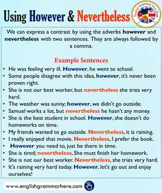 Conjunctions, Definitions and Example Sentences in English - English Grammar Here English Grammar Rules, Teaching English Grammar, English Verbs, English Sentences, English Writing Skills, English Language Learning, English Phrases, Learn English Words, English English