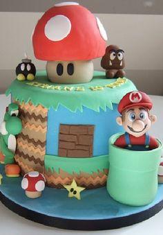 torta Super Mario  http://www.ivid.it/film/4903/SUPER+MARIO+BROS/Trailer%20Originale