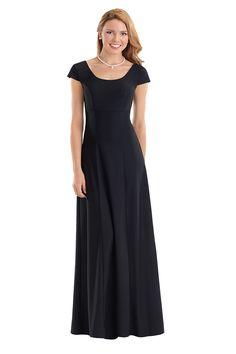 Looking for elegant concert dresses? Concert Dresses, Modest Dresses, Formal Gowns, Evening Gowns, Fashion Dresses, Women's Fashion, Dress Up, Cute Outfits, Short Sleeve Dresses