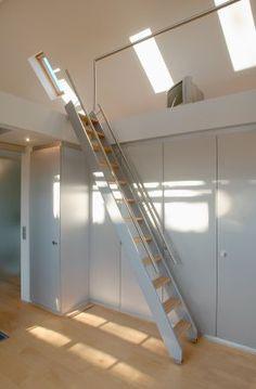 Galerietreppen - Galerietreppe - Escalier de galérie - Gallery staircase