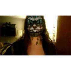 Demented Cheshire cat