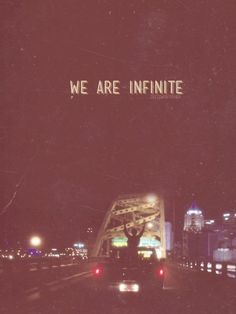 Perks of being a wallflower :)