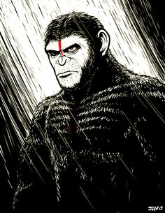 Dawn of the Planet of the Apes: Caesar