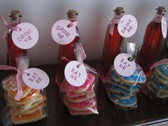 Making Merry Memories: Alice In Wonderland Party-- Party Favor