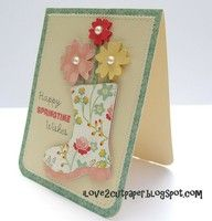 A Project by ilove2cutpaper from our Cardmaking Gallery originally submitted 04/20/12 at 03:10 PM