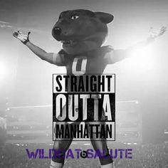 Straight Outta Manhattan!