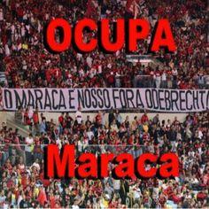 O Maraca é Nosso, Fora Odebrecht! ➤ http://tribunadainternet.com.br/temos-saudades-do-maracana-o-povo-brasileiro-e-solidario-mas-nao-e-bobo ②⓪①⑥ ⓪⑥ ②⑥ #BrazilCorruption