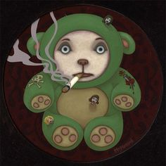 Bear by Tara McPherson