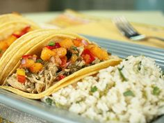 Try this recipe for Cilantro Lime Rice from Kimberly's Simply Southern featured on GAC!