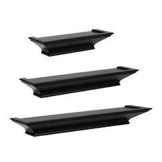 NielsenBainbridge 3 Piece Floating Ledge Set & Reviews | Wayfair