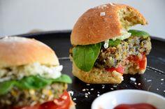 Salmon Burgers, Ethnic Recipes, Food, Clean Foods, Cooking, Essen, Meals, Yemek, Eten