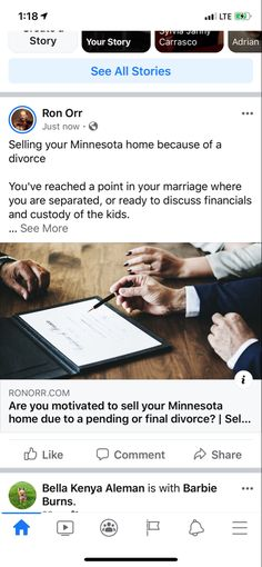 Selling your Minnesota home because of a divorce  You've reached a point in your marriage where you are separated, or ready to discuss financials and custody of the kids.  It's not going to last and it's heading downhill quickly. For some of you, you will be fortunate to still be friends, and some will be forced to get along for the sake of your kids.  The situation isn't easy and it's likely been building up for a long time. For others the money is the stressor and you have decided that you… Compound Effect, Divorce, Marriage, Minnesota Home, Your Story, Finance, How To Get, Money, Motivation
