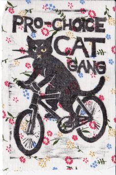 #catsprochoice #riotcats