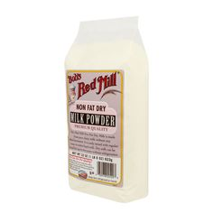 Non-Fat Dry Milk Powder :: Bob's Red Mill Natural Foods
