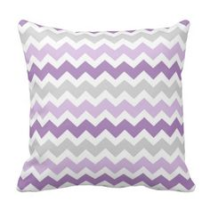 Lavender Gray Chevron Decorative Pillow you will get best price offer lowest prices or diccount couponeReview          Lavender Gray Chevron Decorative Pillow Here a great deal...
