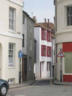 Entrance to West Street