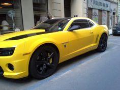 Camaro! Bumblebee! Bmw, Cars, Vehicles, Photography, Photograph, Autos, Fotografie, Car, Car