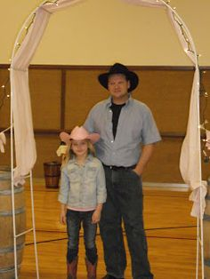 Activity Days Duo: Western Daddy Daughter Date