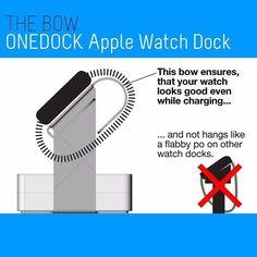 Your Smartwatch looks always good even while charging ONEDOCK for all smartphones, tablets & even apple watch.one-dock.com #getonedock #onedockforall #apple #samsung #htc #oneplusone #iphone #ipod #ipad #htcone  #wood #applewatch #applewatchdock #luxury #luxus #luxo #kickstarterstaffpick #kickstarter #startup #staffpick #backer #mashpics #madewithkickstarter #gadget #gadgets #gadgetflow