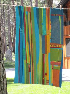 Jean Wells modern quilt