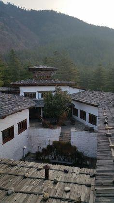 // Bhutan's Uma Paro hotel