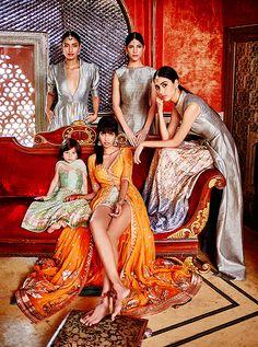 Indian Fashion Scrapbook : aashiqaanah:   Anita Dongre: The Wedding Diaries...